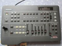 Vintage (1990's) Panasonic Digital AV Mixer WJ-AVE5