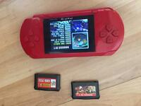 PXP3 hand held console.