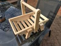 Handmade Wooden baskets