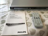Philips DVP5960 DVD Player plus remote