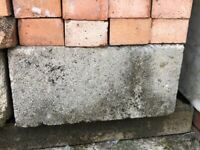 Heavy Concrete Blocks and bricks Size 140x440x210mm