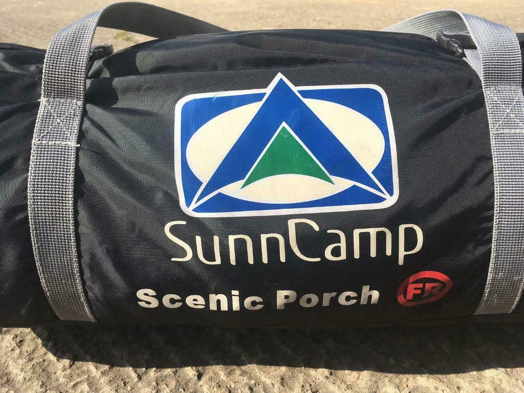 Sunncamp scenic porch awning-caravan | in Hartlepool ...