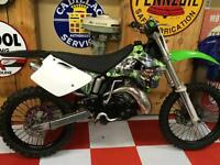 Very clean kx250 $2000. Trades welcome