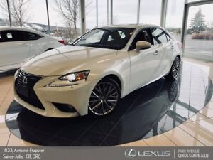 2014 Lexus IS 250 *PREMIUM* TOIT OUVRANT * CAMERA DE RECUL *