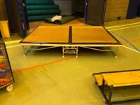 Mobile staging / stages for sale £200 each x 9