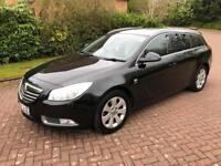 2013 year Vauxhall insignia 2ltr cdti SRI 160bhp 81000 miles FSH tourer estate
