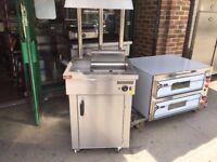 BRAND NEW FASTFOOD CHIP COMMERCIAL SCUTTLE DUMP CATERING MACHINE RESTAURANT KITCHEN DINER PUB BAR