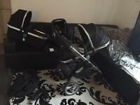 iCandy Peach 2, Full Travel System