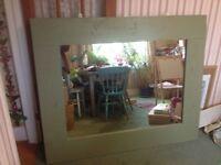 Gigantic amazing mirror 51 inches x 62 inches