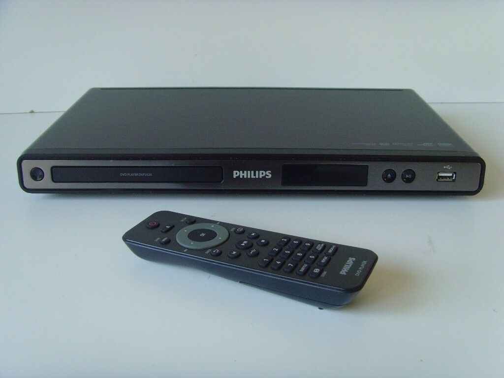 Philips DVD Player with USB DivX playing | in Motherwell, North ...