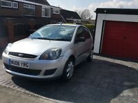 Ford Fiesta 1.25 cheap run about only 1 key good condition full leather interior
