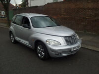 CHRYSLER PT CRUISER 2.2 DIESEL LIMITED EDITION 2004 1 YEARS MOT IN EXCELLENT CONDITION HPI CLEAR