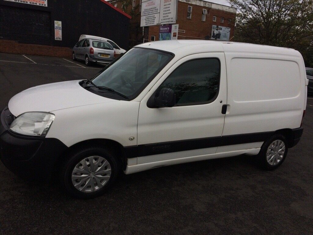 191b20cc21 CITROEN BERLINGO 1.9L FOR SALE DUE TO GET A BIGGER VAN.IN VERY GOOD  CONDITION WITH MILAGE 87376. Sunderland