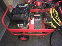 Diesel power washer