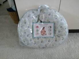 Original boppy feeding infant pillow