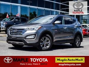 2014 Hyundai Santa Fe Sport SPORT LUXURY - AWD LEATHER BACKUP CA