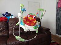 fisherprice jumperoo baby swing baby bouncer