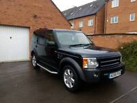 2005 55reg Top of the range HSE Landrover discovery 3 TDV6 ,7 seater