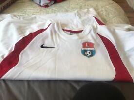 8X Nike football shirts