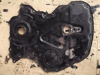 Ldv 2.4 convoy 2005 timing chain assembley and cover casing