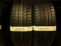 R82 2X 255/50/20 109W GOODYEAR EAGLE F1 AT 2X8MM TREAD
