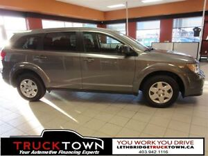 2012 Dodge Journey GREAT VALUE IN THIS SEVEN SEATER!