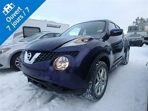2016 Nissan Juke SV,AWD BLUETOOTH, BANCS CHAUFFANTS