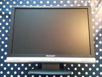 """Yusmart 20"""" TFT LCD Monitor boxed 1680 x 1050 resolution VGA"""