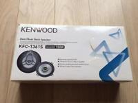 Kenwood door/ deck speakers for sale
