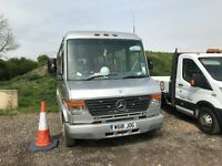 Minicoach and minibus For a quick sale
