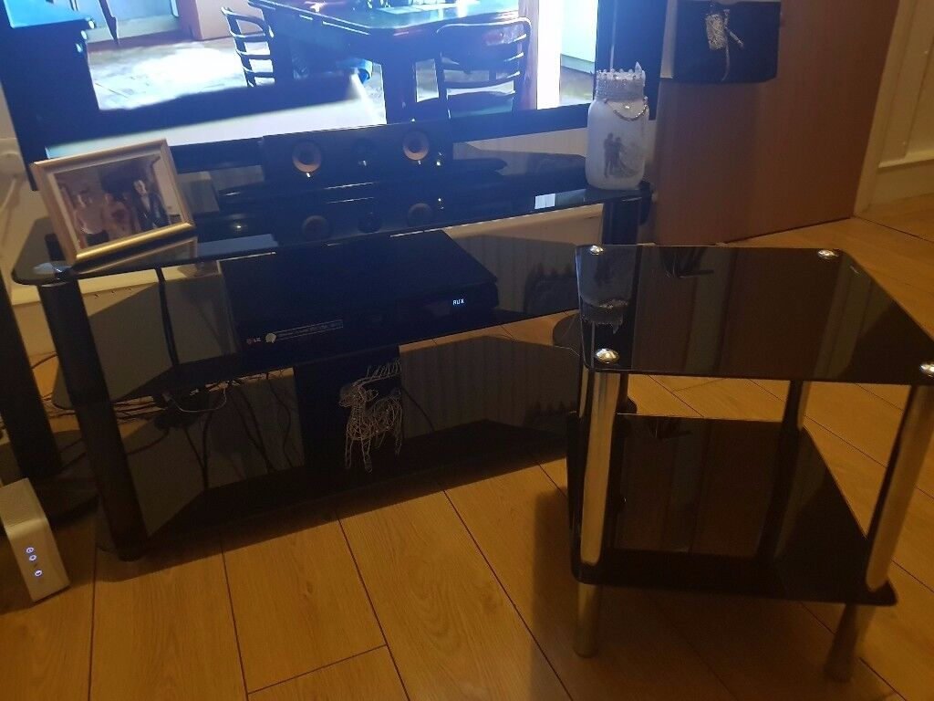 Tv stand coffe stand