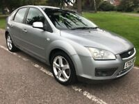 Ford Focus 2.0 TDCi Titanium, Just Serviced, Lots of Service History, Half Leather