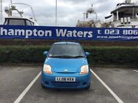 Chevrolet matiz 2008 Excellent condition Mileage 88000 Hpi clear