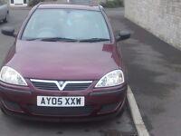 Diesel Vauxhall Corsa