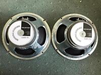 Celestion G12T-75 Guitar Speakers (Pair) 16 Ohms