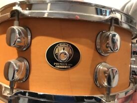 Black Panther premium series maple snare drum by Mapex
