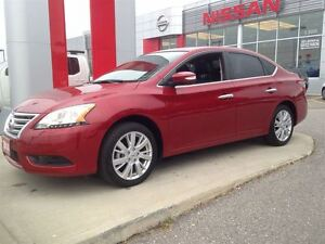 2014 Nissan Sentra 1.8 SL, BOSE, NAVIGATION, LEATHER