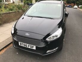 2016 Ford Galaxy 66 plate 2 weeks PCO only