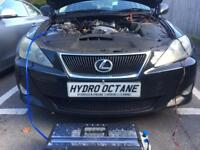 Hydro Octane Engine carbon cleaning