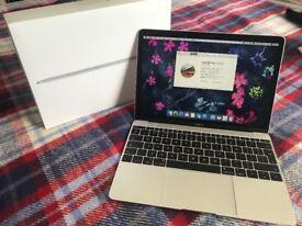 Apple MacBook 12 inch, 8GB RAM, 512GB, Silver