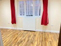Converted Brand New 1st Floor 2 DBed Flat Kitchen Bath Shower Separate Sitting Room NearTubeBusShops