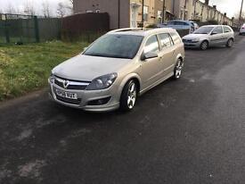 Vauxhall Astra mk5 1.9 cdti SRI 150 XP diesel estate