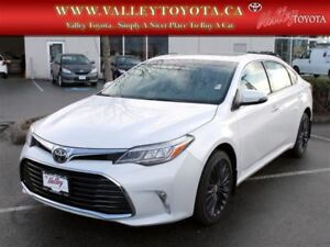 2017 Toyota Avalon Touring Manager Demo