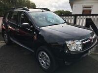 Dacia Duster 1.5 dCi Ambiance, 2013, Manual - £42 PER WEEK - CAR IS £5995