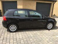 VW Golf Match, Black, 1.9TDi, 08 reg