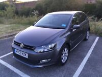 Volkswagen Polo 1.2 TDI Match 5dr - Metallic Grey, low mileage of 41,000 miles