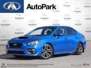 2016 Subaru WRX Sport-tech Package Needs No Introduction!