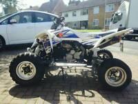 suzuki ltr 450. road legal quad raptor Honda ltz ktm yzf can am
