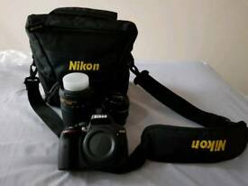 Nikon D5300 Brand New...4 months old