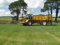 Experienced Terragator/ Tractor driver required for contracting business.